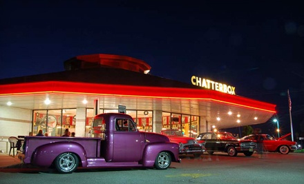 $12 Groupon to The Chatterbox Drive-In - The Chatterbox Drive-In in Augusta, NJ