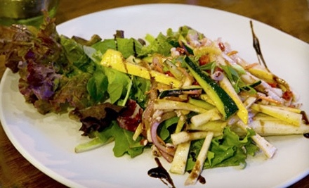 Green Room Bistro & Juice Bar: $15 Groupon for Lunch or Brunch - Green Room Bistro & Juice Bar in Carlisle