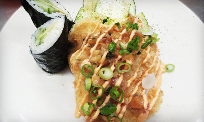 Kulu Restaurant - Victoria: C$12 for C$25 Worth of Asian Fusion Cuisine for Dinner at Kulu Restaurant