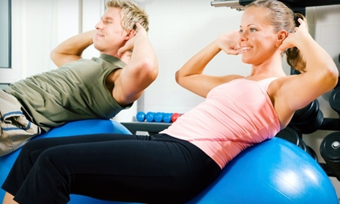 All In One Fitness - San Francisco: $19 for a One-Month Membership with Unlimited Classes at All In One Fitness in Albany ($90 Value)