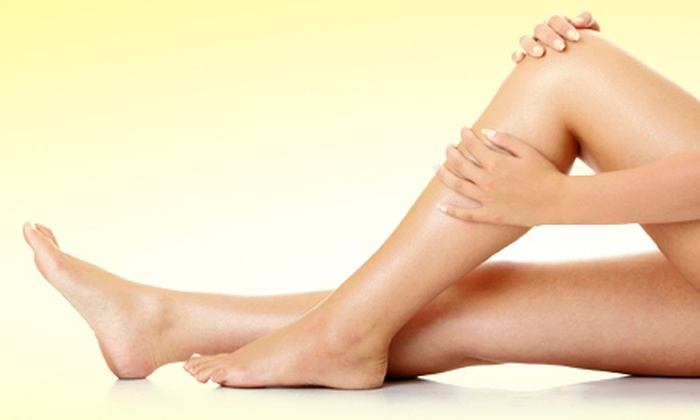The Vein Doctor - Liberty: One, Two, or Three Spider-Vein Sclerotherapy Treatments at The Vein Doctor (Up to 63% Off)