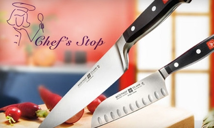 Chef's Stop - Festus: $45 for $100 Worth of Kitchen Accessories and Gourmet Food at Chef's Stop in Festus