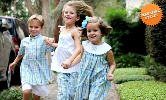 Orient Expressed - New Orleans: $30 for $60 Worth of Children's Apparel, Home Accessories, and Gifts at Orient Expressed