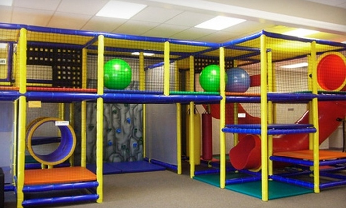 Going Bananas - Brighton: $8 for Two Passes to Kids' Indoor Play-and-Fitness Centre Plus Snacks and Drinks at Going Bananas in Brighton (Up to $20 Value)