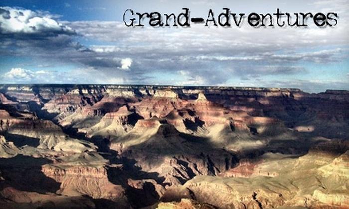 Grand-Adventures.com - Las Vegas: $69 for a Grand Canyon Walking or Sunset Tour from Grand-Adventures.com Las Vegas