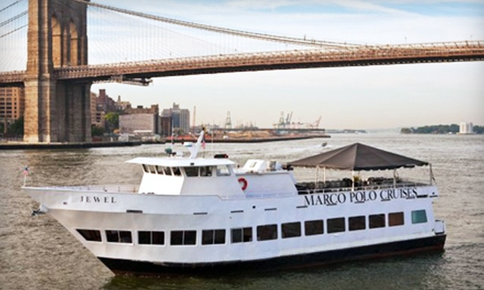 Marco Polo Cruises - Multiple Locations: Halloween Boat Cruise for Two from Marco Polo Cruises. Three Dates Available.