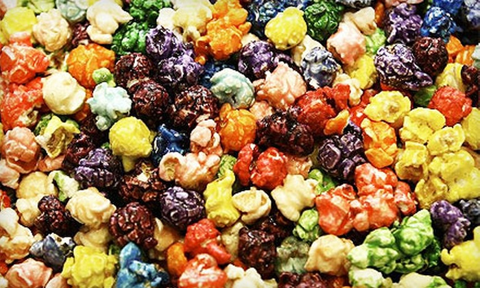 Palsie's Popcorn & Sweets - Raleigh: $7 for $14 Worth of Gourmet Popcorn, Homemade Fudge, and Ice Cream at Palsie's Popcorn & Sweets