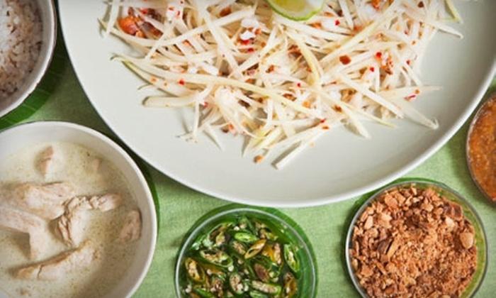 Thai Cuisine - Muhlenberg: $15 for $30 Worth of Authentic Meals at Thai Cuisine