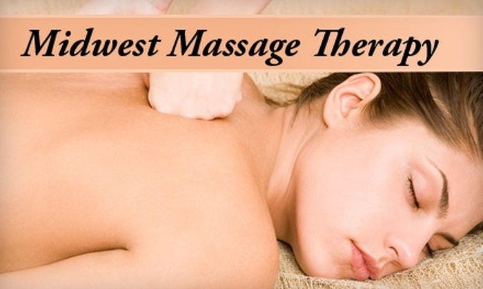 Midwest Massage - Sioux Falls: $35 for a 60-Minute Massage at Midwest Massage