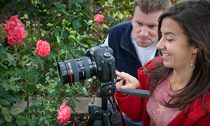 Aperture Academy - Campbell: $65 for an Introduction to Photography Workshop at Aperture Academy ($135 Value)