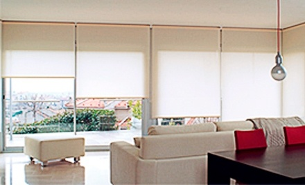 $100 Groupon to The Solar Shade Store - The Solar Shade Store in