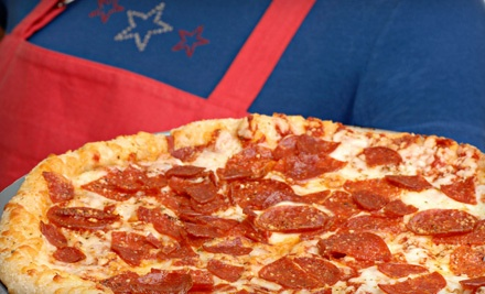 1 Appetizer and Any Large Pizza or 2 Entrees (up to a $39.65 total value) - Old Tappan Pizza in Old Tappan