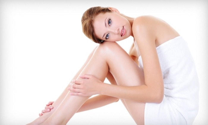 Salon St. Louis - St. Louis: $29 for $60 Worth of Waxing Services at Salon St. Louis