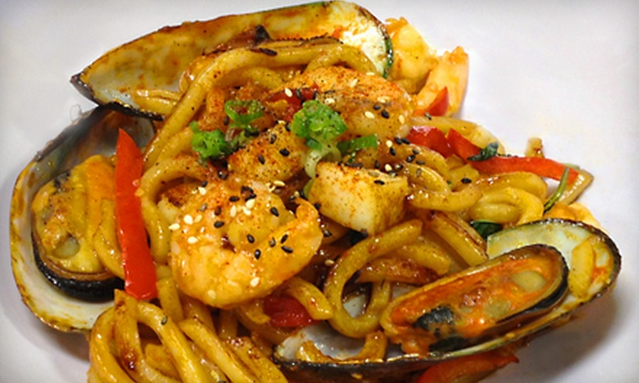 Bee Gee Kitchen - Las Vegas: $10 for $20 Worth of Asian Grill Fare at Bee Gee Kitchen