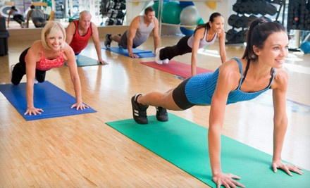 Ten Fitness Classes (a $50 value) - Alpha Fitness Club in Elizabeth