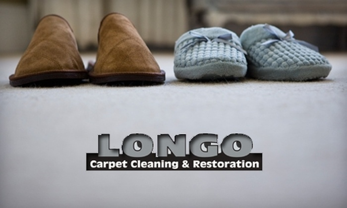 Longo Carpet Cleaning and Restoration - Worcester: $99 for Up to 600 Square Feet of Carpet Cleaning from Longo Carpet Cleaning and Restoration ($324 Value)