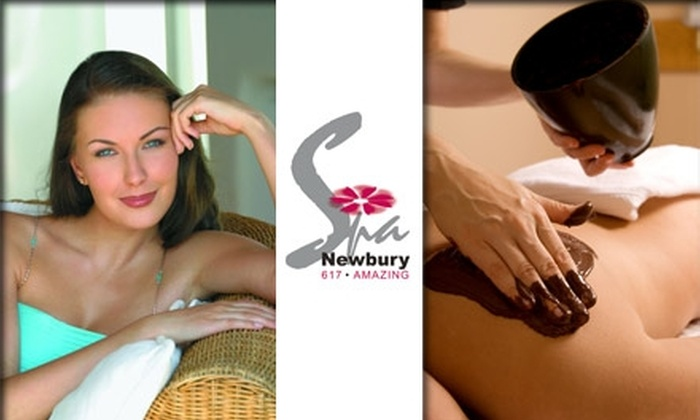 Spa Newbury - Back Bay: $77 for Body Worship Spa Package at Spa Newbury ($195 Value)
