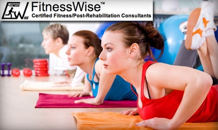 Fitness Wise - Bethesda: $49 for Seven Group Fitness Classes at FitnessWise