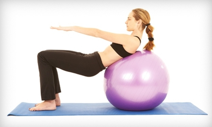 Wheaton Sport Center - Wheaton: $75 for a Six-Week Semiprivate Pilates Session at Wheaton Sport Center ($150 Value)