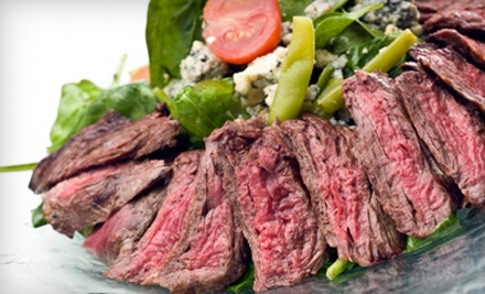 $60 Groupon for Dinner Fare Valid Mon.-Sat. from 5PM-10PM and Sun. from 3pm-9PM - Park 52 in Chicago