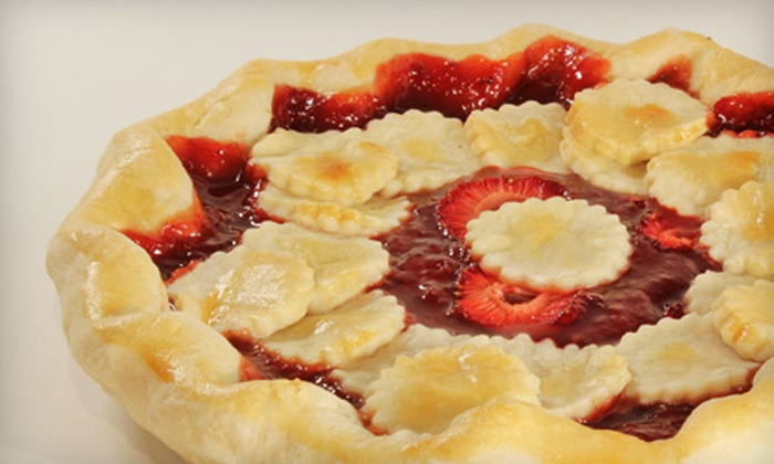 Sugar & Scribe Bakery - Pacific Beach: $10 for $20 Worth of Pies, Cakes, and Specialty Baked Goods at Sugar and Scribe Bakery