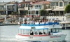 Fun Zone Boat Company - Newport Beach: $8 for One Adult Ticket to a 90-Minute Narrated Harbor Tour from Fun Zone Boat Company ($19 Value)