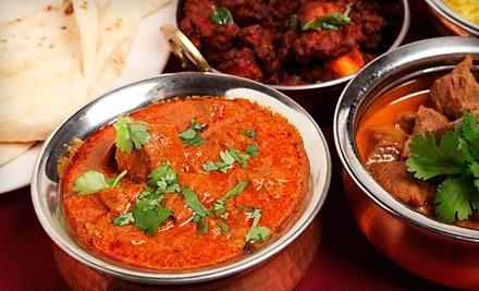 $20 Groupon Haandi Indian Cuisine - Haandi Indian Cuisine in Rancho Cucamonga