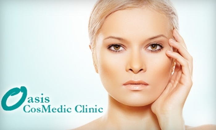 Oasis CosMedic Clinic - Ward 2: $60 for a SkinCeuticals Micro Peel at Oasis CosMedic Clinic ($125 Value)