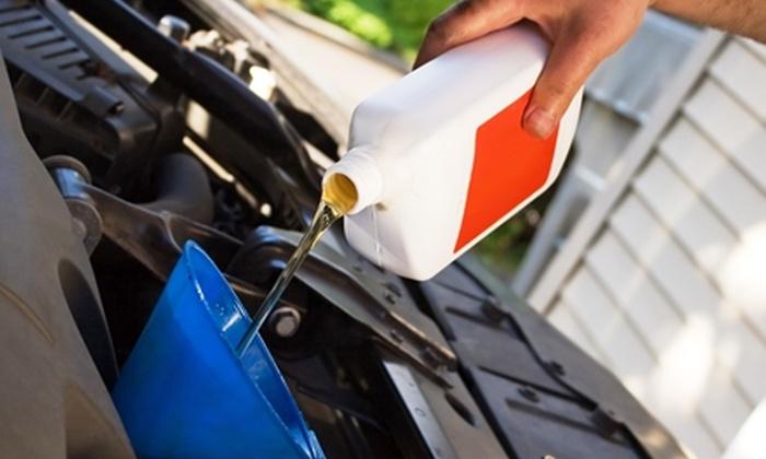 Midas - Burlington: $20 for a Preventive Car-Maintenance Pack at Midas in Burlington ($49.99 Value)
