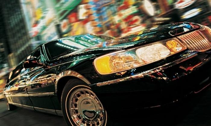 Signature Limousine Service - Nashville-Davidson metropolitan government (balance): $45 for $100 Worth of Any Chauffeured Service from Signature Limousine Service