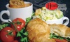 $7 for Cafe Fare at Hearthstone BakeryCafe