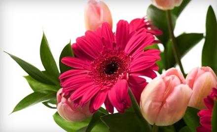 $50 Grouon to Kaplan Flowers - Kaplan Flowers in