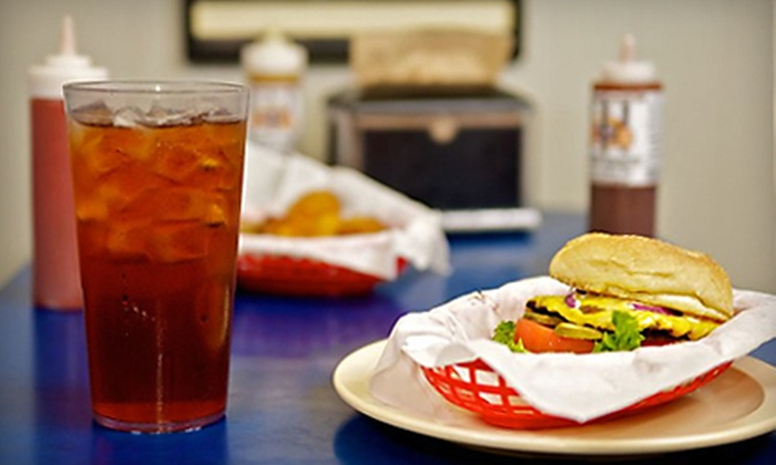 Big House Burger Joint - Conway: American Breakfast and Lunch Fare or Two Hot-Dog Combo Meals at Big House Burger Joint