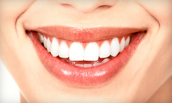 Boston Dental Design and NH Dental Design - Multiple Locations: Dental Checkup or Zoom! Teeth-Whitening Treatment at Boston Dental Design and NH Dental Design (Up to 90% Off)
