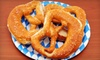 Pretzels Plus - Northwest Virginia Beach: Lunch for Four or $6 for $12 Worth of Pretzels, Sandwiches, and Smoothies at Pretzels Plus
