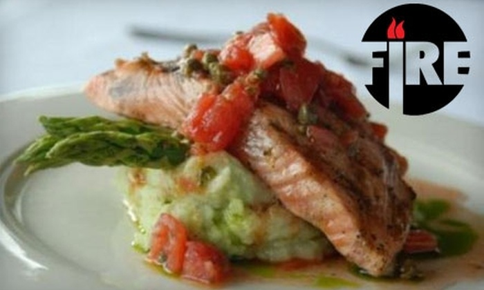 Fire - Mountain Brook: $19 for $40 Worth of Grilled Fare at Fire