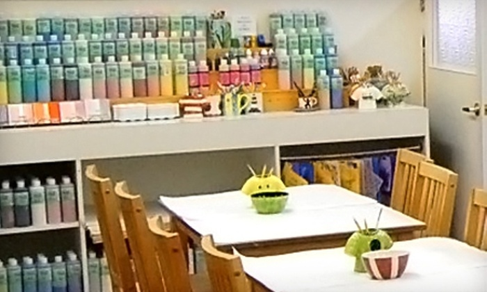 Toys on the Square - Hummelstown: $10 for $20 Worth of Paint-Your-Own Pottery at Toys on the Square in Hummelstown