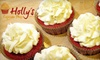 Holly's Cupcake Shop, Inc. - Conyers: $6 for Six Cupcakes at Holly's Cupcake Shop ($14 Value)