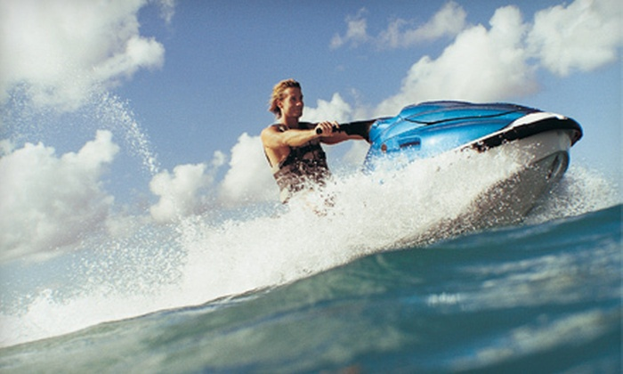 A1 Recreation - North Growth Area: 24-Hour Jet-Ski Rental Saturday–Sunday or Monday–Friday from A1 Recreation in Madera (Half Off)