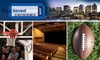 SavedSeats LLC - San Antonio: $25 for $50 Toward Any Savedseats.com Ticket Purchase Plus 10% Off All Future Purchases