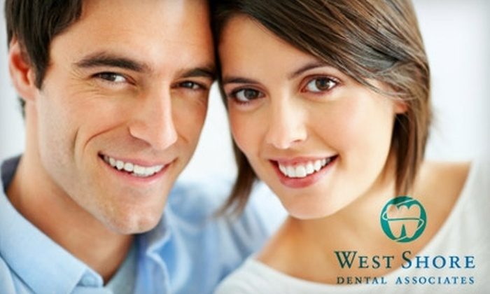 West Shore Dental Associates - Warwick: $49 for Your Choice of Dental Exam, X-Rays, and Cleaning, or a Venus Custom Whitening Treatment at West Shore Dental Associates in Warwick