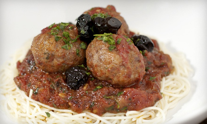 Giorgio's Restaurant - Pearl: Italian-Cuisine Dinner at Giorgio's Restaurant (Up to 54% Off)