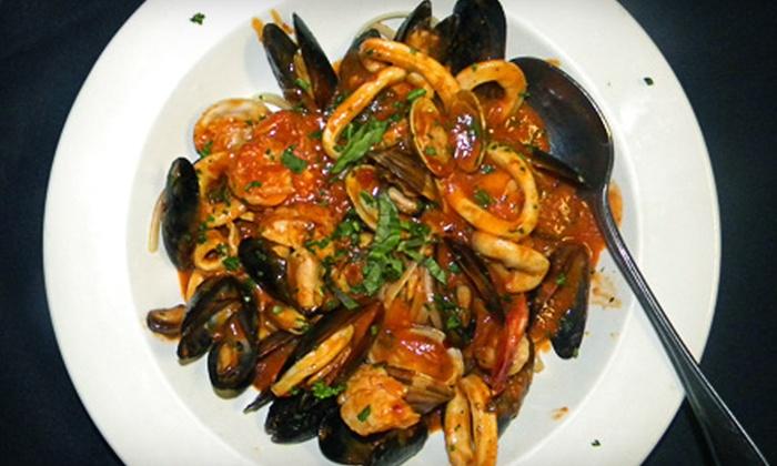 Antonia's Cucina Italiana - Sugar Land: Italian Fare for Lunch or Dinner at Antonia's Cucina Italiana in Sugar Land