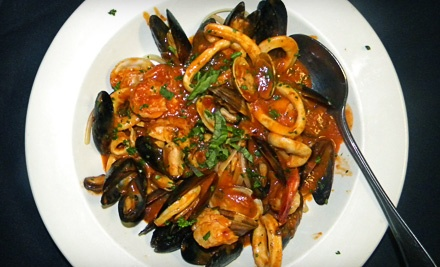 $20 Groupon for Lunch - Antonias Cucina Italiana in Sugar Land