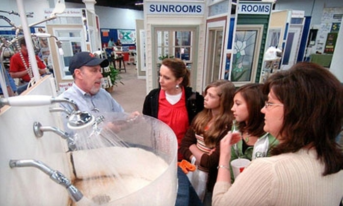 Western Carolina Home Show - Downtown Ashville: $15 for Two Weekend Passes to the Western Carolina Home Show ($34 Value)