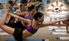 Sunstone Yoga - Multiple Locations: $30 for 30 Days of Unlimited Yoga Classes at Sunstone Yoga ($155 Value)