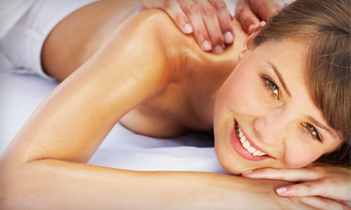 The Look Salon & Day Spa - Greenbrier West: $45 for 30-Minute Swedish Massage and 30-Minute Express Facial at The Look Salon & Day Spa in Chesapeake ($90 Value)