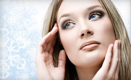 1 Celebrity Microcurrent Facial with Dawndi Hartman (a $95 value) - Vamp Salon & Spa in Tacoma