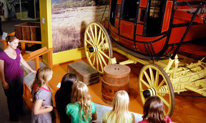 San Diego History Center - Balboa Park: Museum Outing for Two or One-Year Family Membership to San Diego History Center