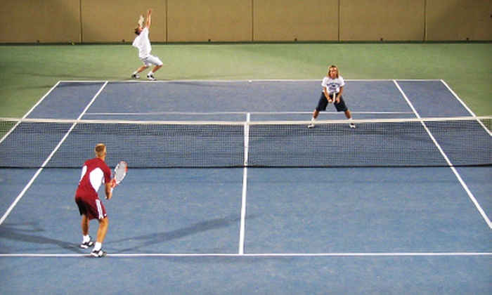 Darling Tennis Center - Summerlin: Adult Tennis Classes at Darling Tennis Center. Three Options Available.